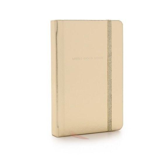 kate spade new york little gold book notebook