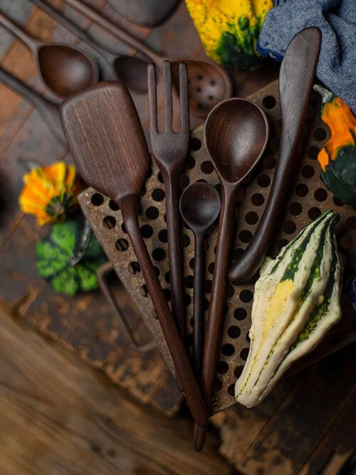 Eugene Design Co York Pa Woodwork Black Walnut Kitchen Utensils Wooden Spoon Jpg Walnut Kitchen Kitchen Utensils Walnut
