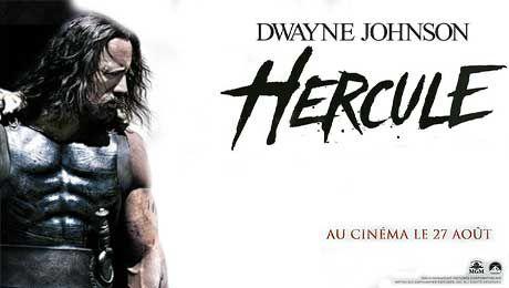 Hercule avec Dwayne Johnson, Rufus Sewell, Aksel Hennie, Ian McShane, de Brett…