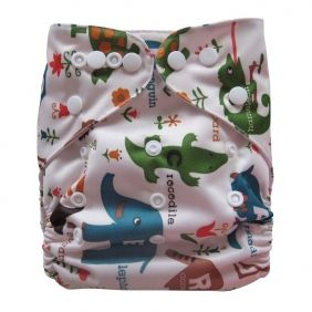 China cheapie reusable nappies