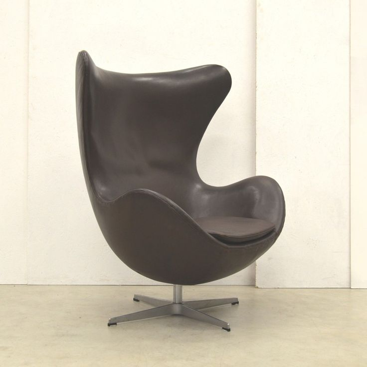 Egg lounge chair by Arne Jacobsen for Fritz Hansen, 1970s