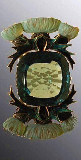 René Lalique - Art Nouveau Jewelry