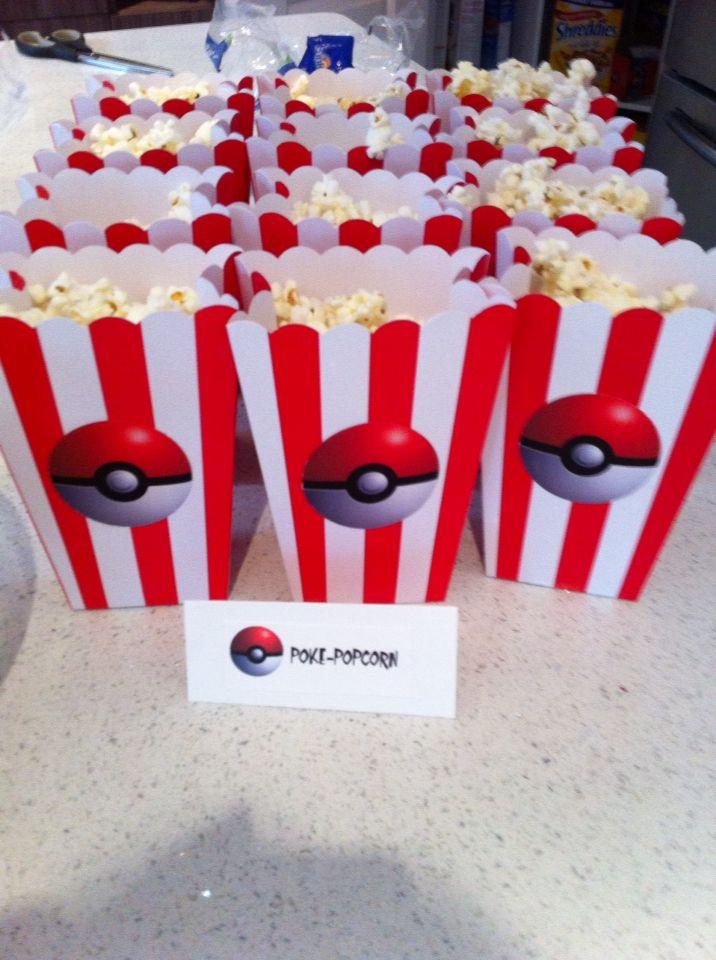 Poke- Popcorn