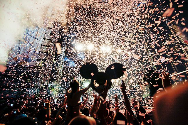 Electric Daisy Carnival 2010, Deadmau5