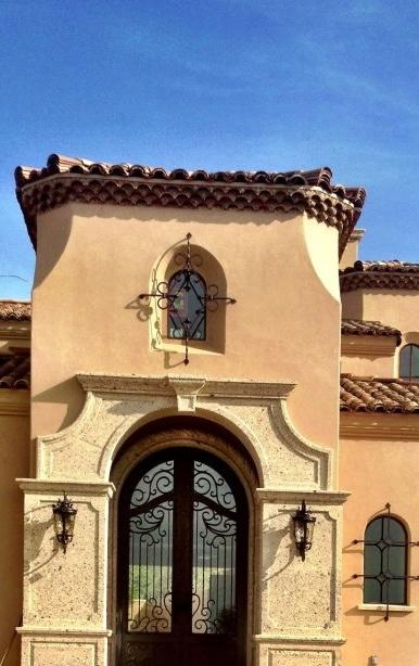 Entrance Foyer En Español : Best images about mediterranean doors on pinterest