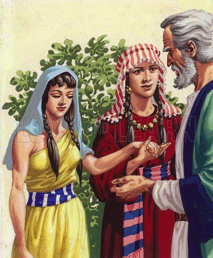 abram and sarai relationship