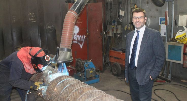 Secondary MBO at Barnsley manufacturer