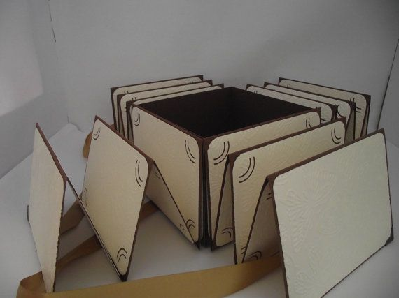 exploding box by Daniskreativewelt88 on Etsy