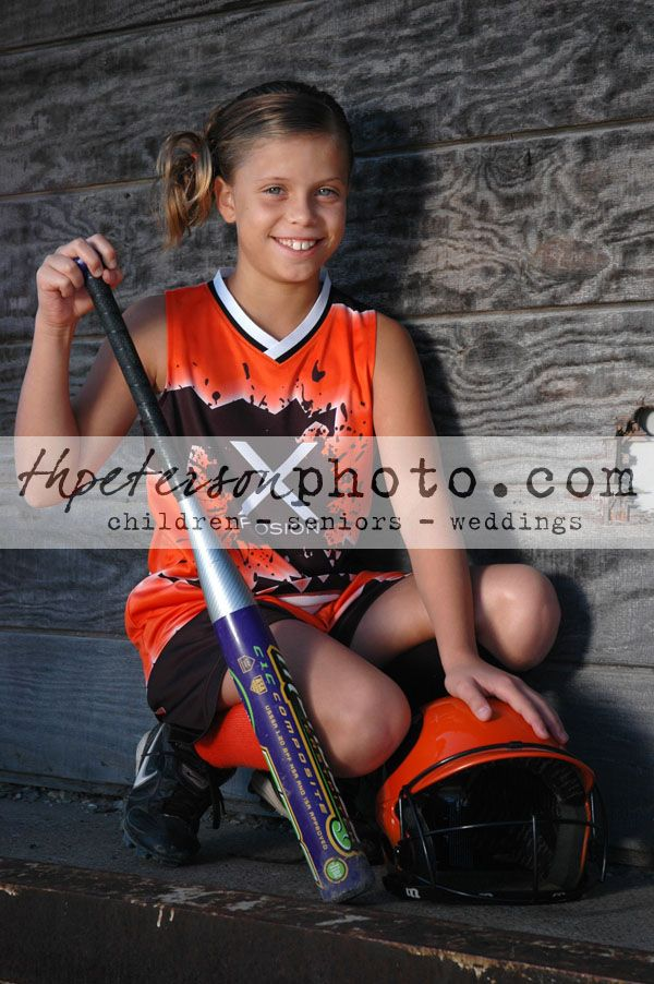 Softball Photography
