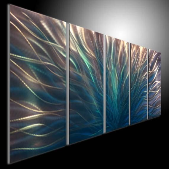 Original Abstract Wall Art Modern Metal Sculpture Wall Art Metal Wall Art Home Decor Modern 3d Metal Sculpture Wall Art Wall Sculpture Art Abstract Wall Art