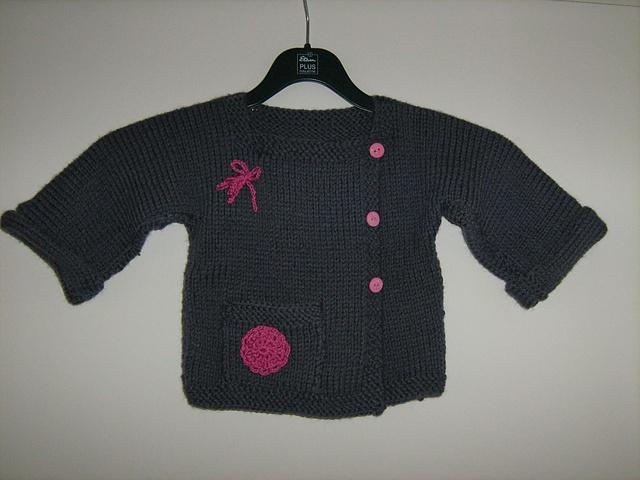 Ravelry: liduin's baby jas