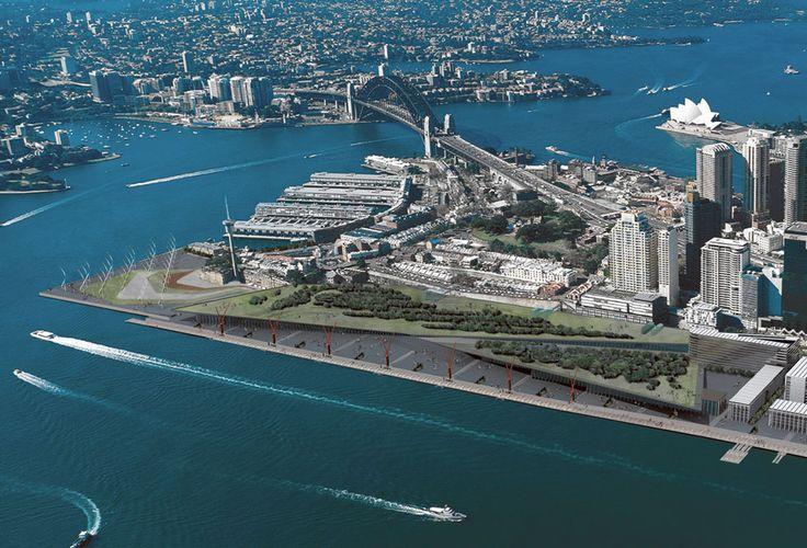 East Darling Harbour