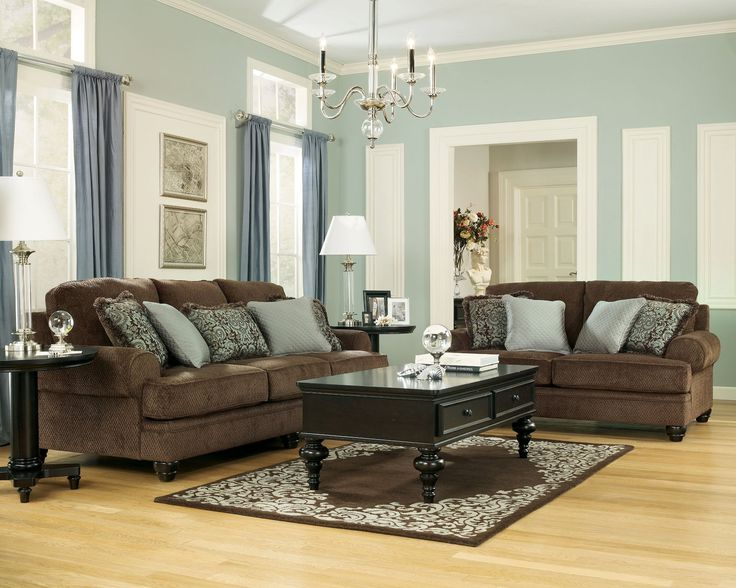 67 best living room with brown coach images on pinterest living room set living room sets and Light colored living room sets