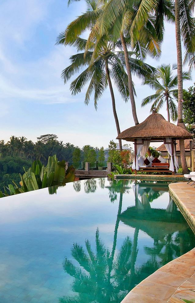 #Jetsetter Daily Moment of Zen: Viceroy Bali in #Bali, Indonesia