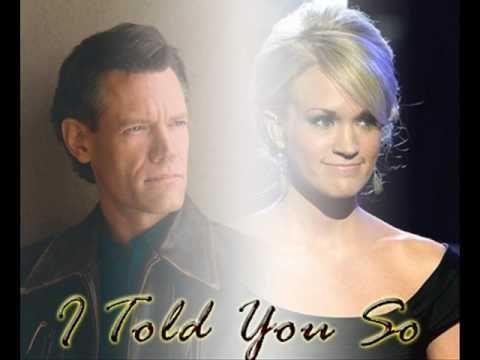 Randy Travis & Carrie Underwood