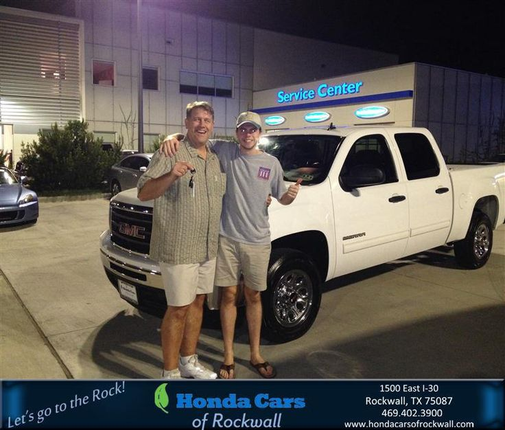 https://flic.kr/p/xtqxc1 | #HappyAnniversary to Scott and your 2011 #Gmc #Sierra 1500 from Everyone at Honda Cars of Rockwall! | www.deliverymaxx.com/DealerReviews.aspx?DealerCode=VSDF