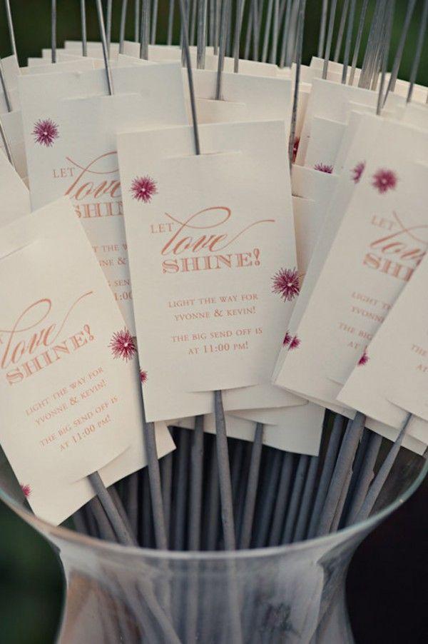 Wedding Quotes: Let Love Shine