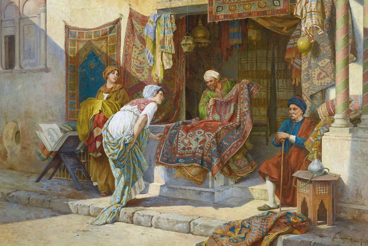 ballesio, francesco the carpet merch | figures | sotheby's l13101lot6jf7ken