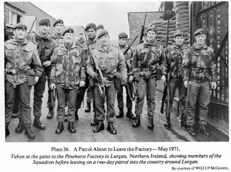 216 Parachute Signal Squadron 1971 Http Www 216parasigs