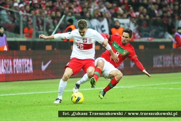 Mecz towarzyski Polska - Portugalia 2012 | Poland - Portugal 2012 friendly match in Warsaw, Poland
