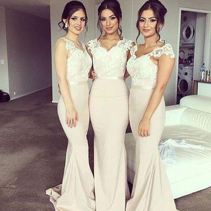 58 best Bridesmaid Dresses images on Pinterest | Party wear dresses ...