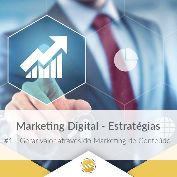 Você conhece o Marketing de Conteúdo? Um dos principais elementos da nova era do Marketing Digital, é uma forma de gerar engajamento com o seu público-alvo, através de conteúdo relevante, valioso, atrativo e envolvente que auxilia no fortalecimento, entrosamento e imagem positiva para sua marca. Experimente! Peça à nossa equipe um planejamento #paraoseunegocio. ;) #montarsite #marketingdigital #estrategias #planejamento #negocios #marketing #marketingdeconteudo