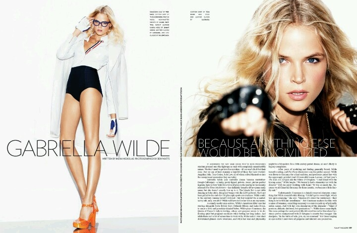 Gabriella Wilde- legs up to her neck! | Beauties ...