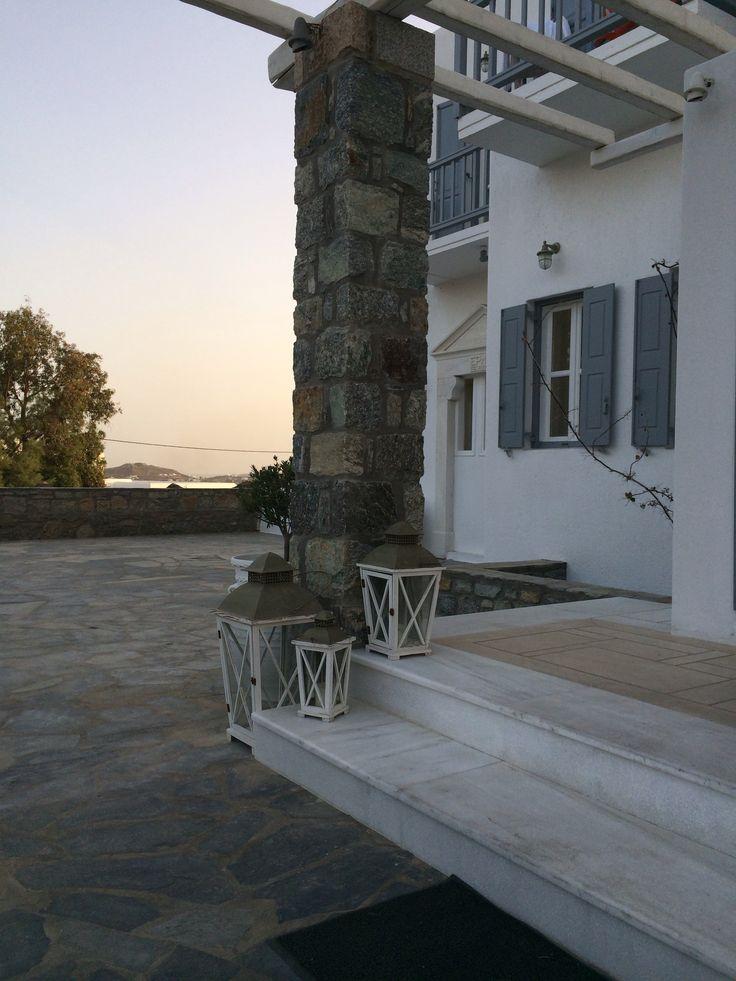 Mykonos, Greece Hermes Hotel
