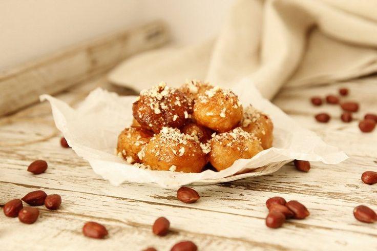 Grécke šišky Loukoumades / recept na www.sistersbakery.sk