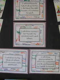 Grade 4: Establishing Classroom Norms