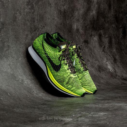Nike Flyknit Racer Volt/ Black-Sequoia Pour le meilleur prix 160 € Disponible immédiatement découvrez sur Footshop.eu/fr