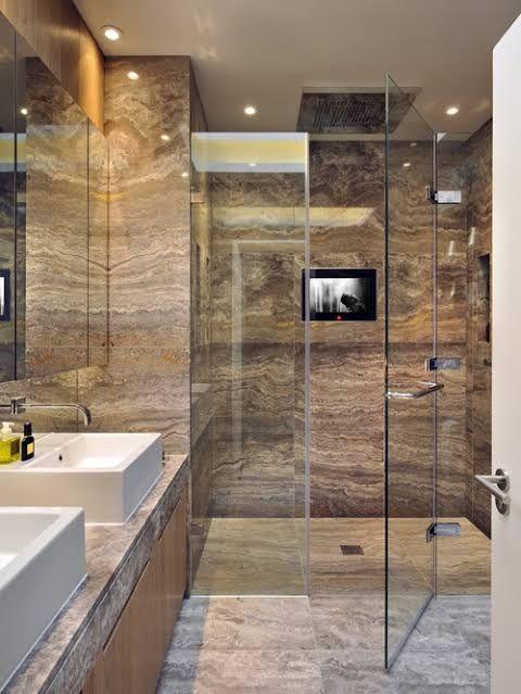 masculine bathroom decor - Google'da Ara