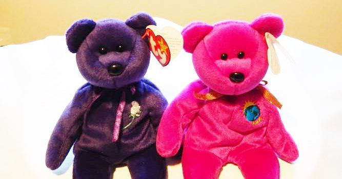 Forget the Princess Diana Beanie Baby…these are the most valuable ones to own!