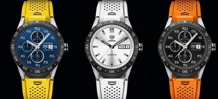 Introducing The TAG Heuer Carrera CH80, TAG's New In-House Chronograph Movement
