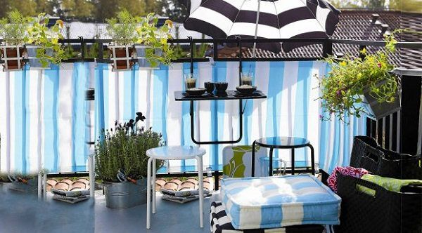 Best 25 balcony privacy ideas on pinterest balcony for Apartment balcony privacy solutions