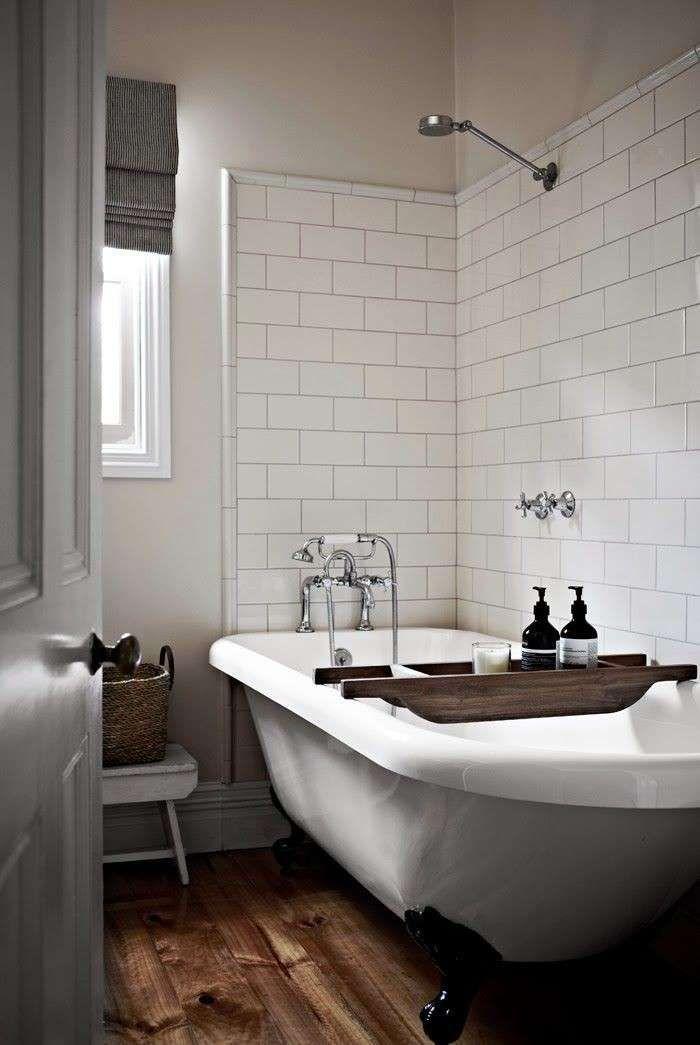 oltre 25 fantastiche idee su vasche da bagno con piedi a zampa di ... - Arredo Bagno Con Vasca