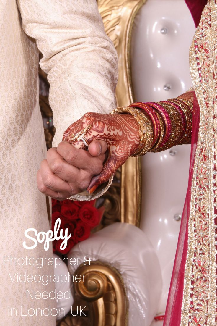 #Photographer & #videographer needed for an #Indian #engagement in #London #UK. See the #freelance job and apply by clicking the pin!