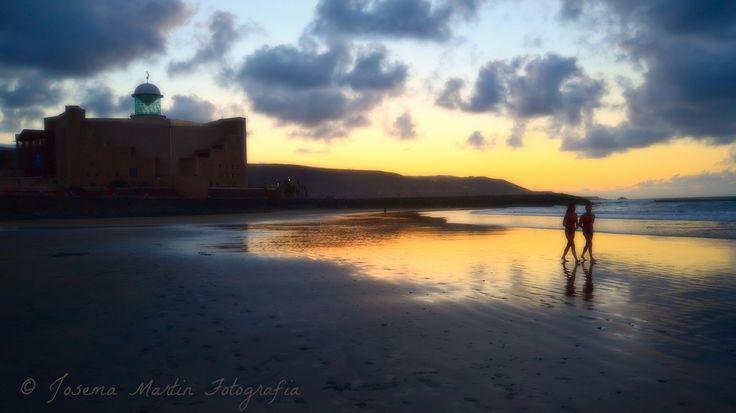 La amistad.   por josema Martín fotografia #gran #canaria #gran #canaria #canary #island #paisaje #landscape #islas #canarias #paysage #Landschaft #风光 #風光 #풍경 #scenario #пейзаж #atardecer
