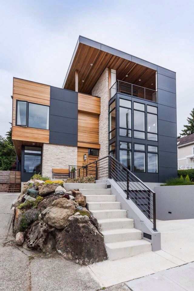 Exterior .. Modern architecture