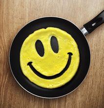 Творческая Кухня Яйцо Кулинария Инструмент Силикона Улыбающееся Лицо Формы Жареное Яйцо Плесень Кухонные Принадлежности Посуда(China (Mainland))