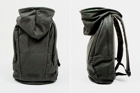 Urban Mobility Backpack from the PUMA -X- HUSSEIN CHALAYAN S/S 2012 collection