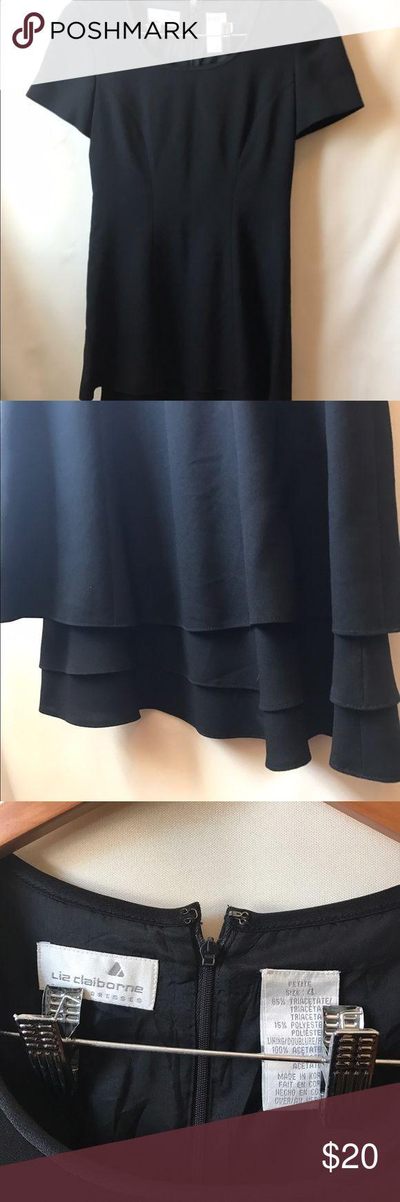 Liz Claiborne black dress Liz Claiborne black dress Liz Claiborne Dresses