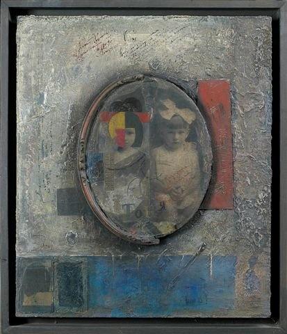 Boris ZABOROV (born in 1937), Russian  Two Young G