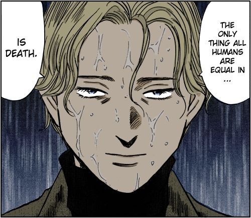 42 Best Johan Liebert Images On Pinterest