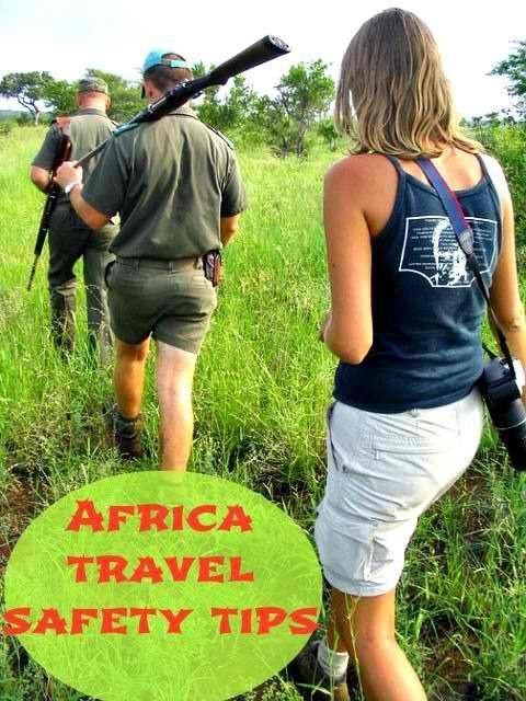 Africa Travel Safety Tips  http://www.ytravelblog.com/africa-travel-safety-tips