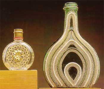 die besten 17 ideen zu flaschen dekorieren auf pinterest dekorative weinflaschen weinflaschen. Black Bedroom Furniture Sets. Home Design Ideas
