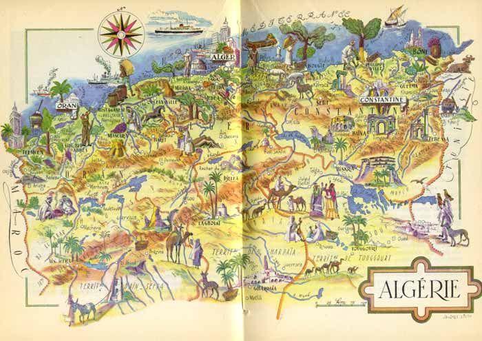 argelia mapa - Buscar con Google