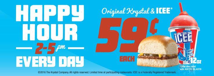 Offers   Krystal.com   Best Little Burger Near Me