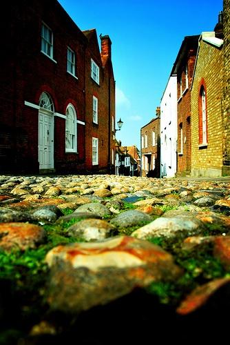 West Street (Rye, East Sussex), by Zanthia, via Flickr