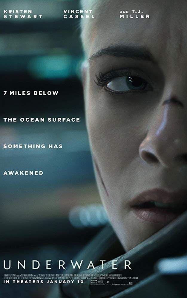Underwater 2020 Horror Thriller Dir William Eubank Free Movies Online Movies 2020 Movies